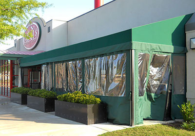 suntec signs and awnings fabric shade awning